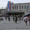 上野 横断歩道