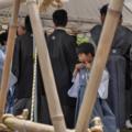津島天王祭 朝祭