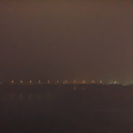 車窓 夜景