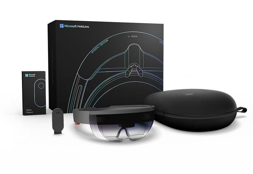 MR HoloLens Microsoft