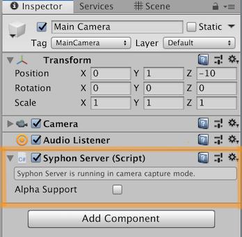 Unityの実行画面をTouchDesignerで表示する方法:最新版