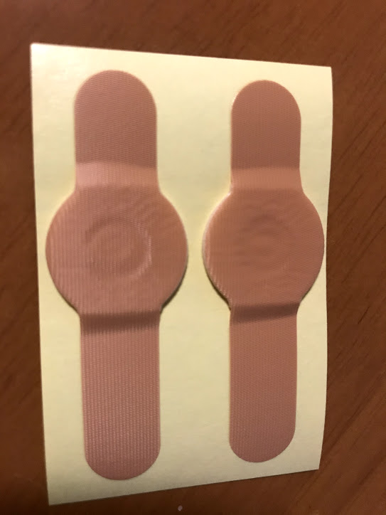 イボコロリ貼り薬表