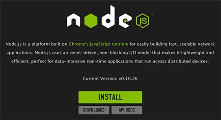 node-site