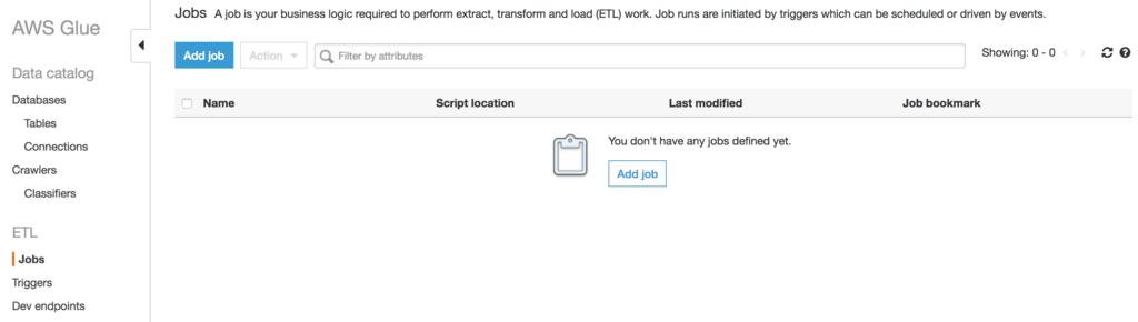 AWS Glueを使ってS3→データ加工→S3をやってみた - Adwaysエンジニアブログ