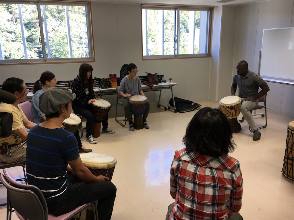 f:id:African-Percussion-Nagoya:20161031161434j:image