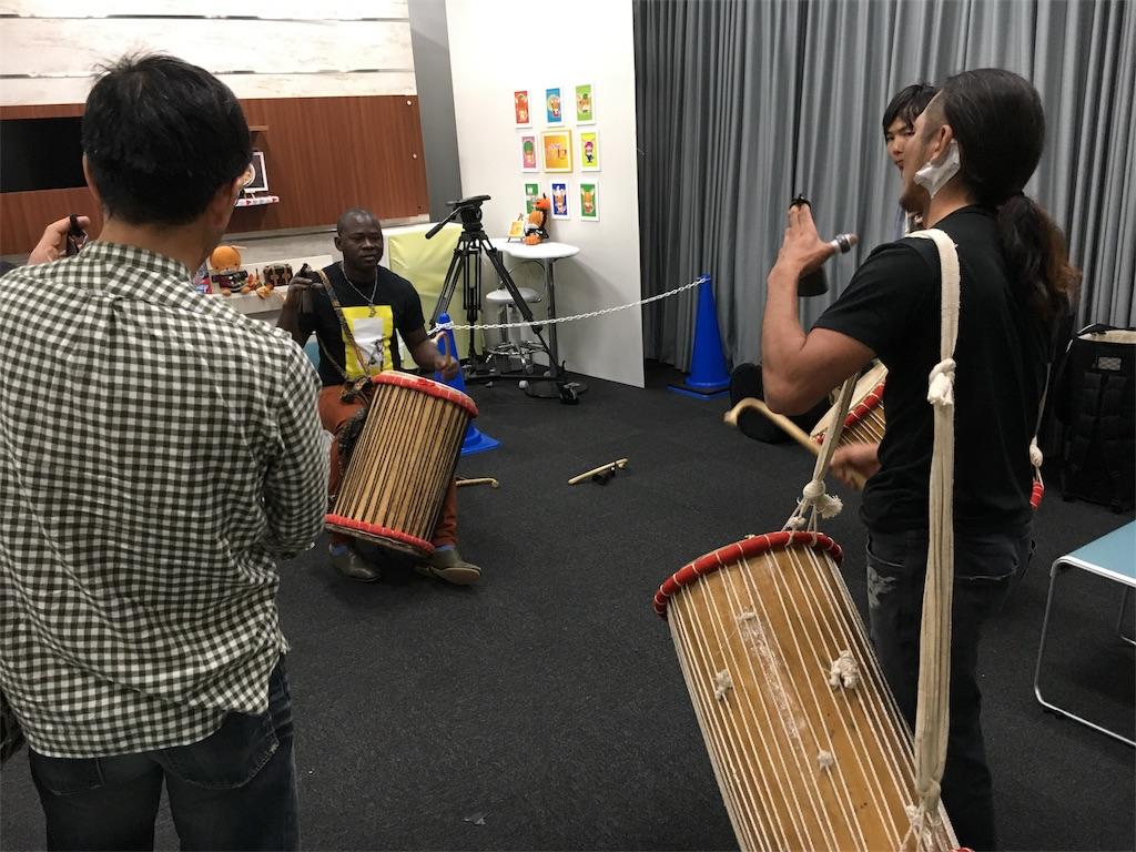 f:id:African-Percussion-Nagoya:20161031161506j:image