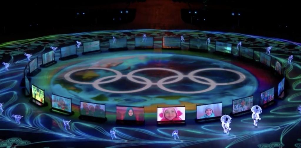 2018年平昌オリンピックの閉会式