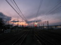 [鉄道][黄昏]