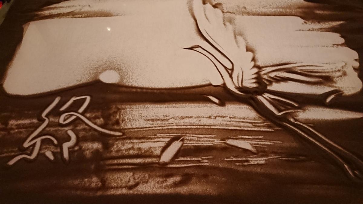 河口湖オルゴールの森美術館 サンドアート