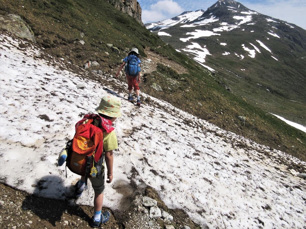 スイス グラウビュンデン 登山