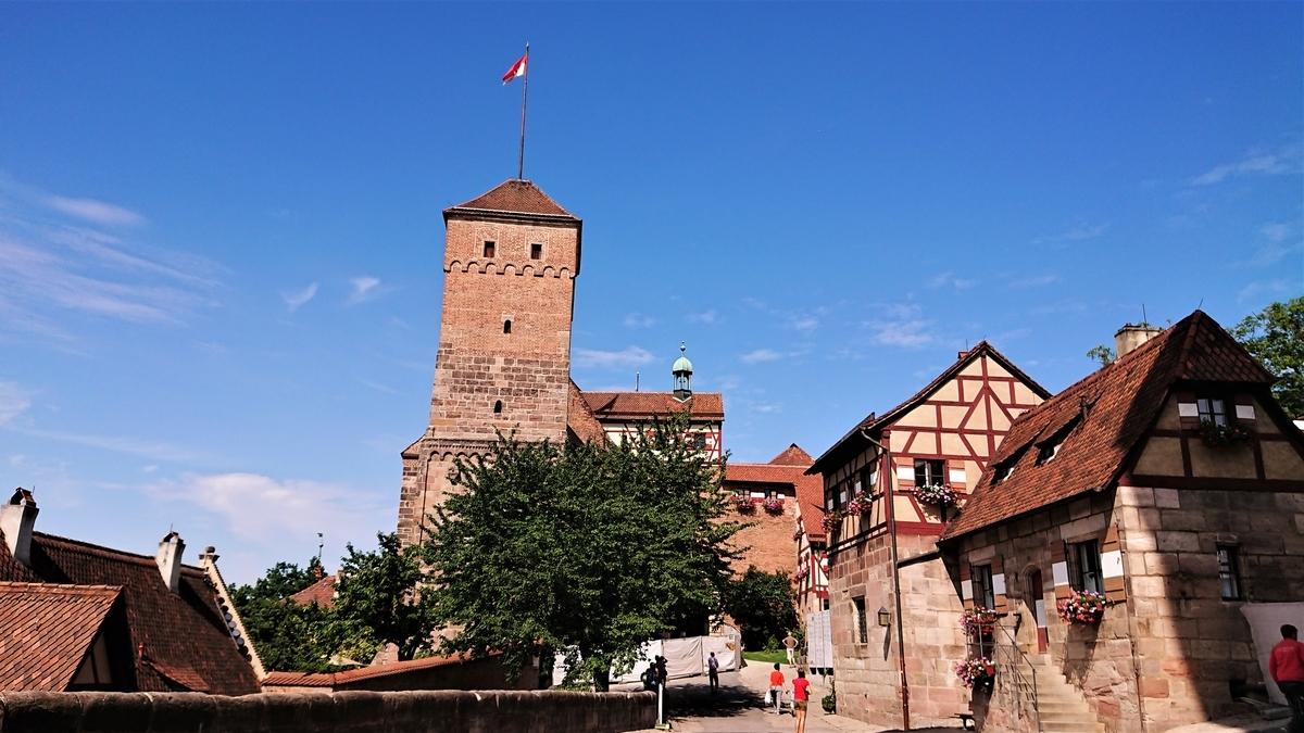 Kaiserburg ニュルンベルク