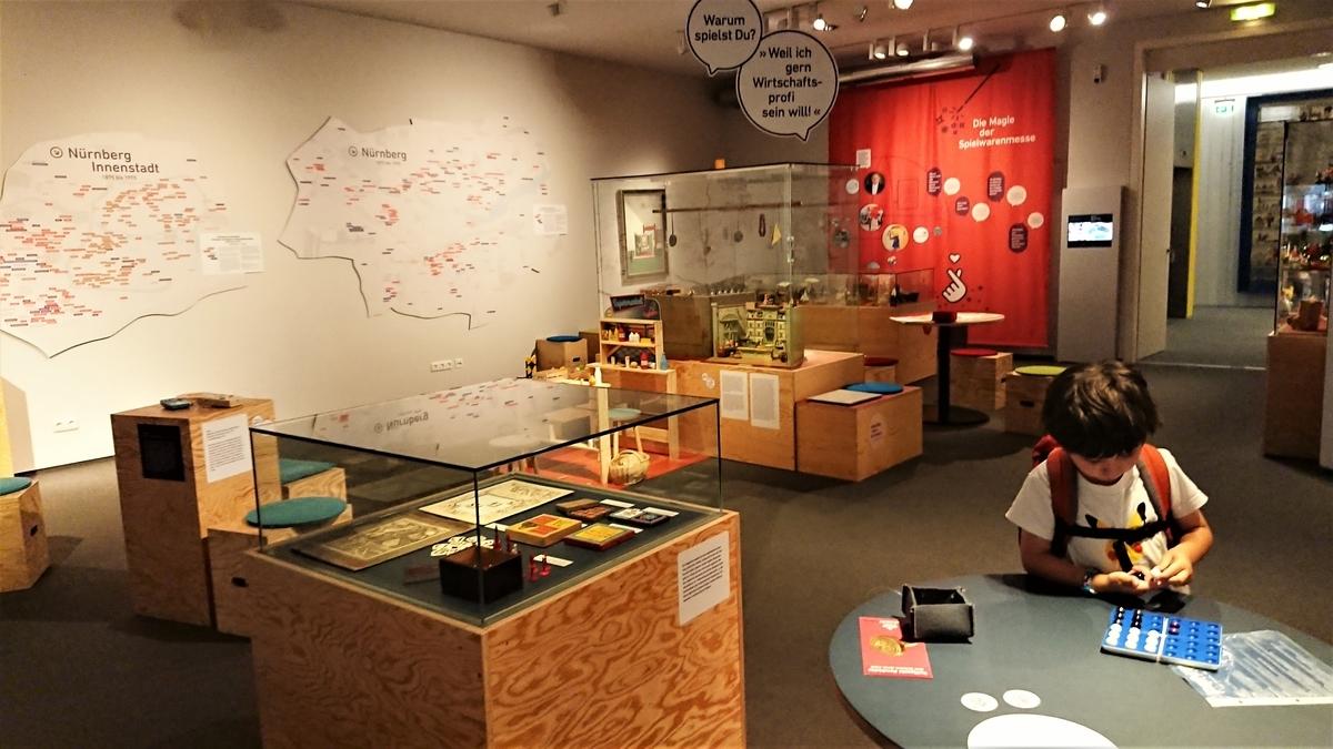 ニュルンベルク おもちゃ博物館