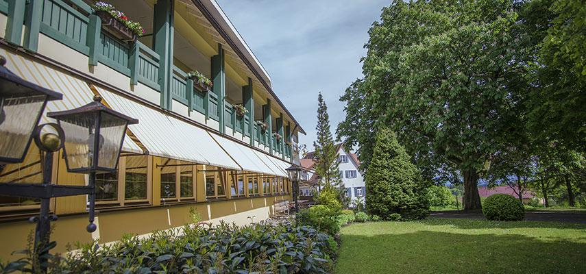 Biohotel Mohren in Deggenhausertal