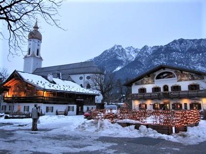 ガルミッシュ Garmisch