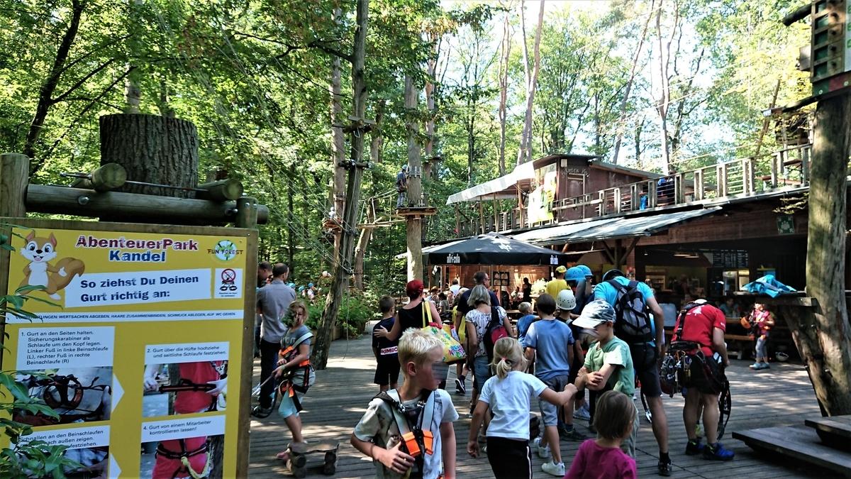 Fun Forest GmbH AbenteuerPark Kandel