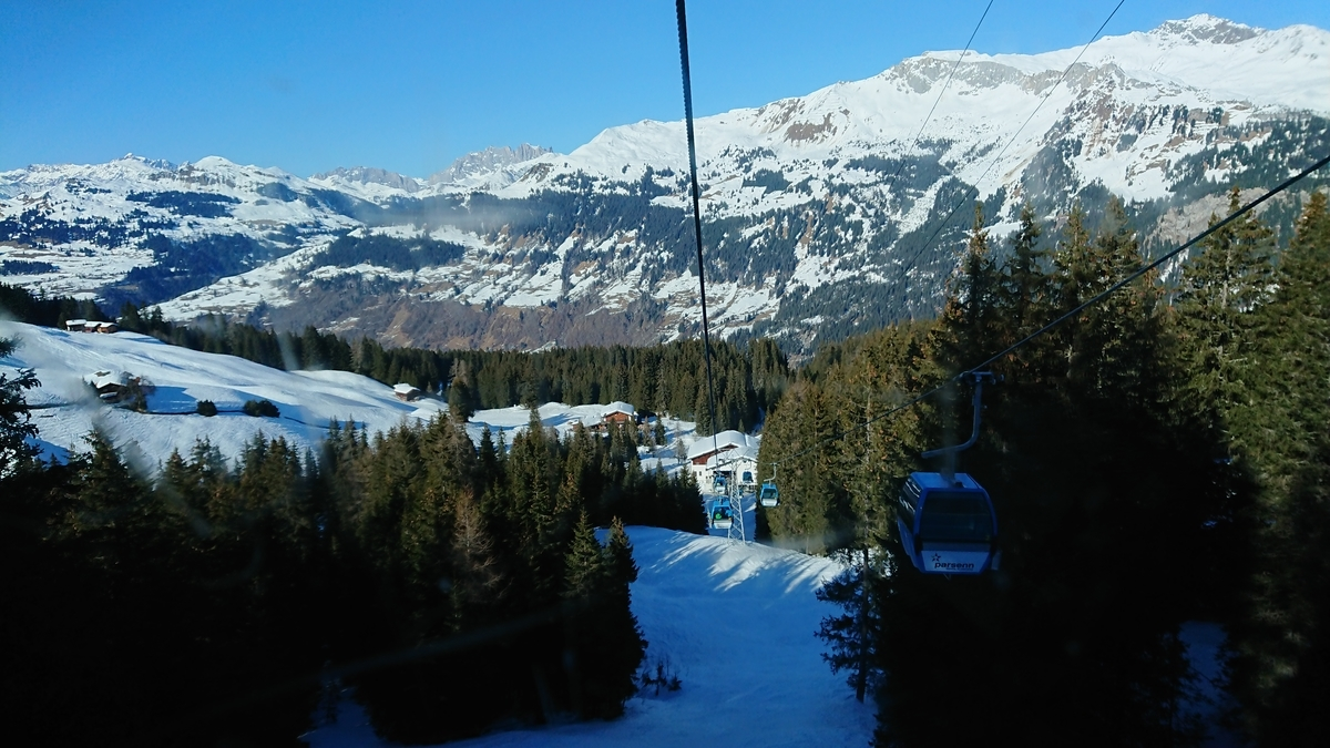 Davos Parsenn Schifer