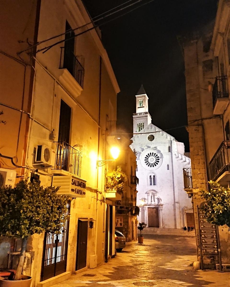 Bari Kathedrale San Sabino