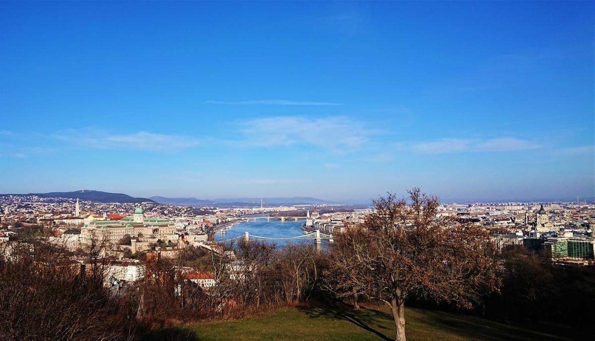 Citadella ブダペスト