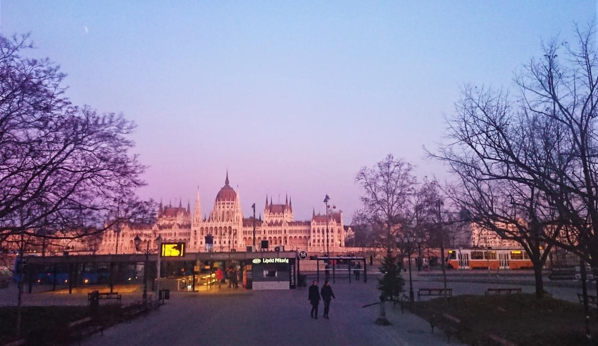Budapest Batthyány tér