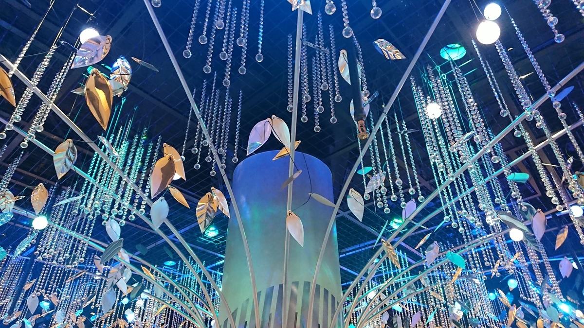 大阪梅田地下街 泉の広場