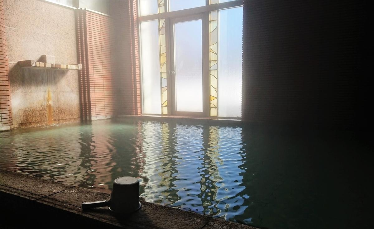 ホテル大雪 欧風大浴場 チニタの湯