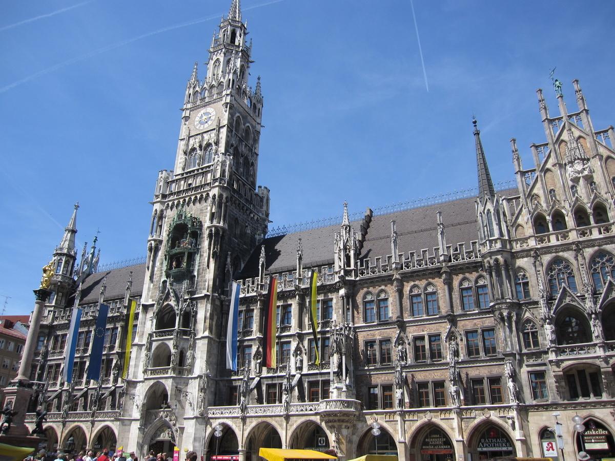 ミュンヘン 市庁舎