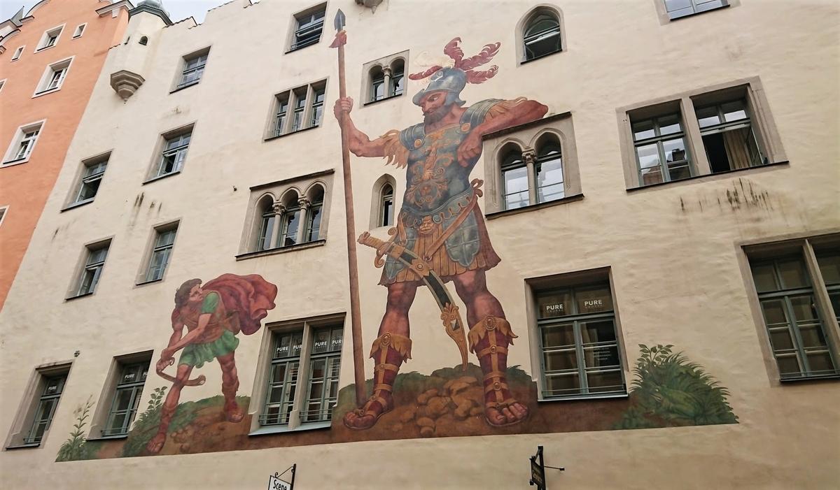 レーゲンスブルク Goliath