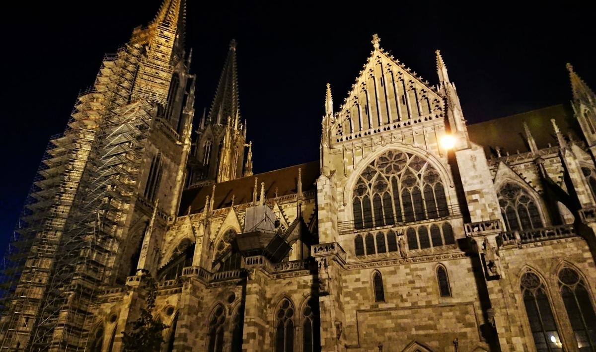 レーゲンスブルク 大聖堂