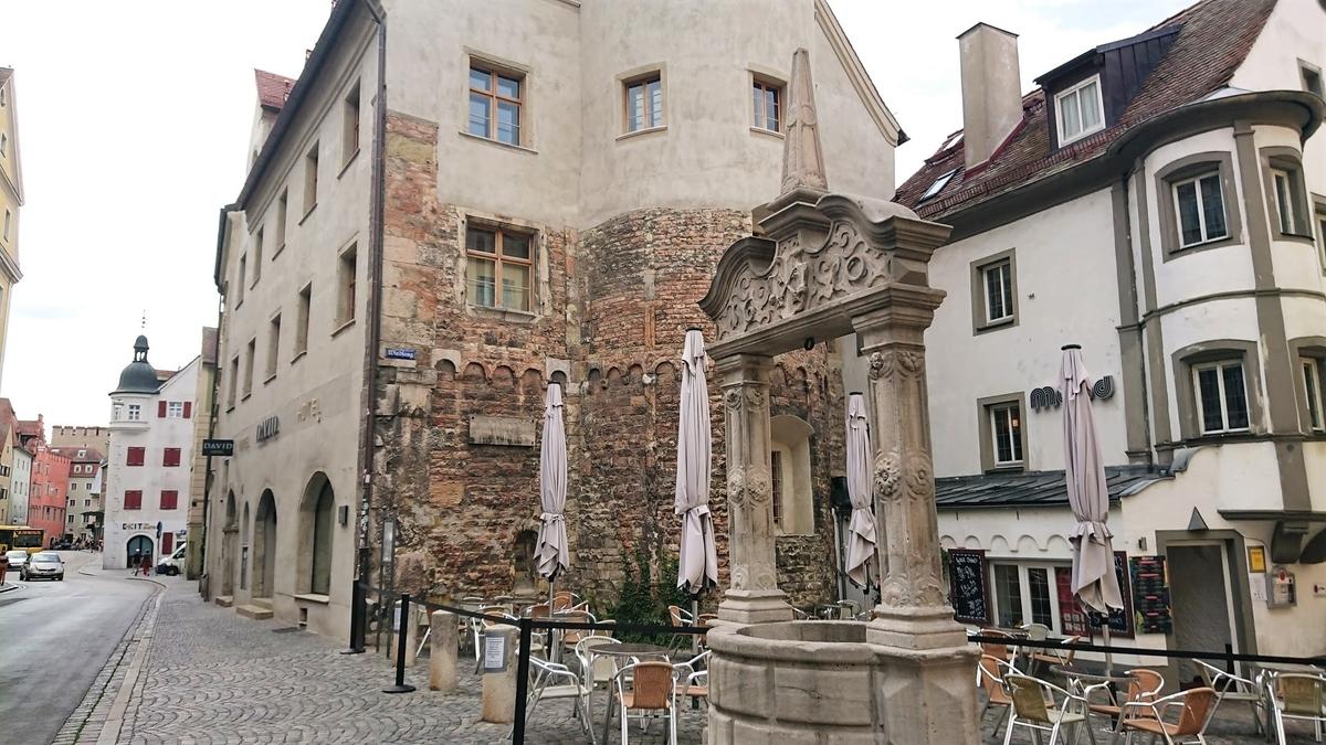 hotel david レーゲンスブルク