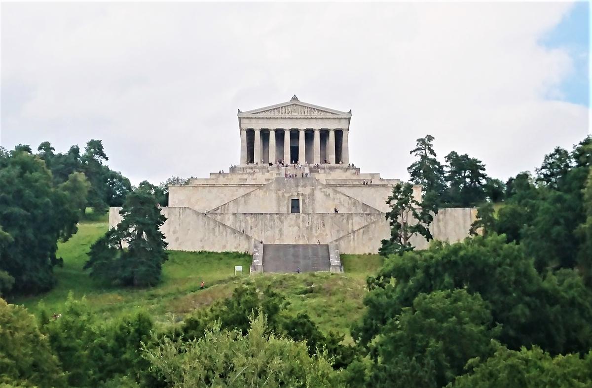 レーゲンスブルク ヴァルハラ神殿