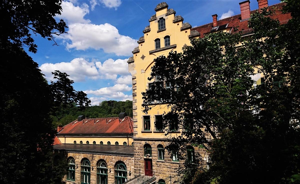 ローテンブルク オプ デア タウバー Evangelische Tagungsstätte Wildbad KdöR BgA
