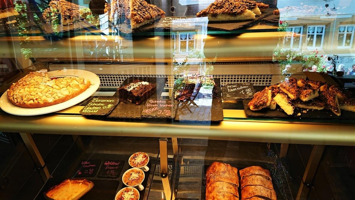 ローテンブルク オプ デア タウバー Café Lebenslust