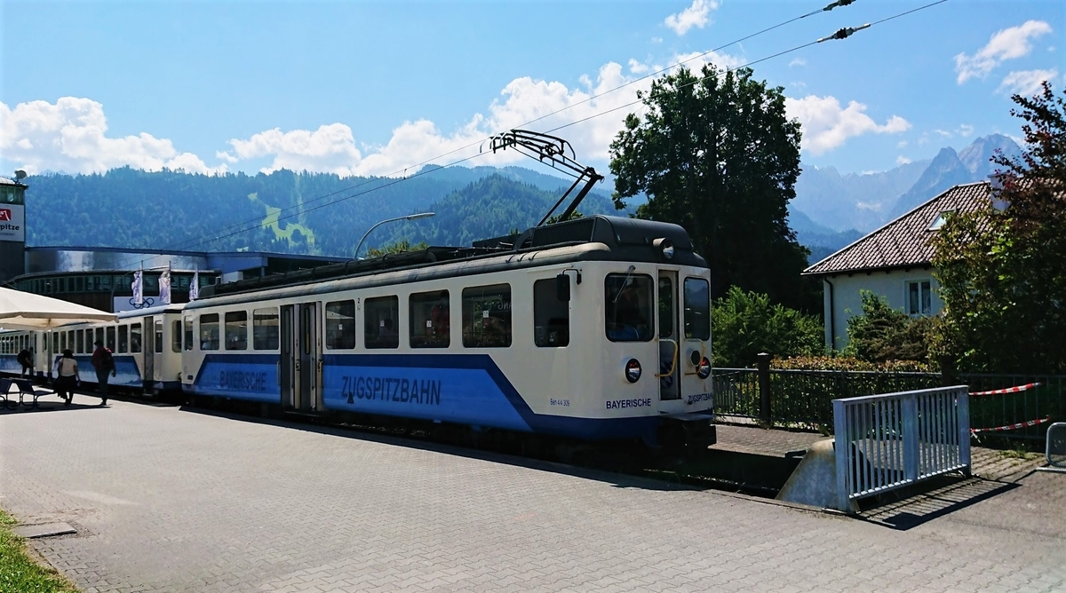 garmisch-partenkirchen (ZugspitzeBahn)