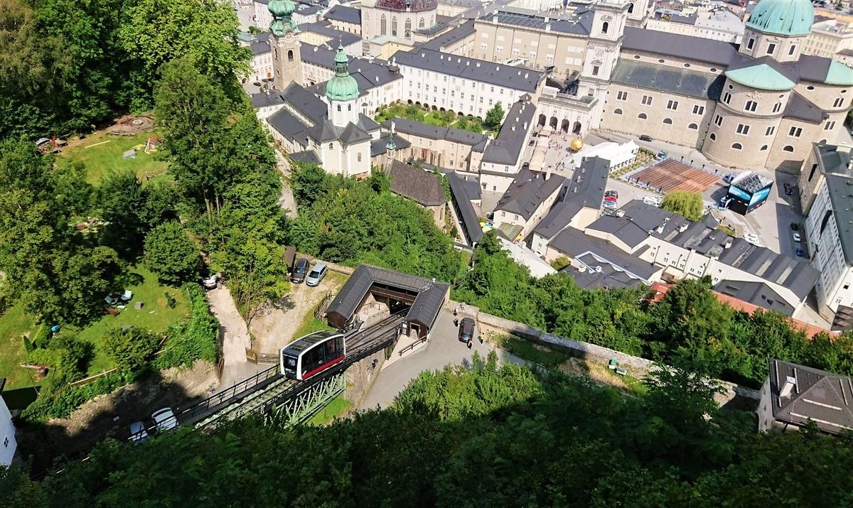 Festungsbahn Salzburg