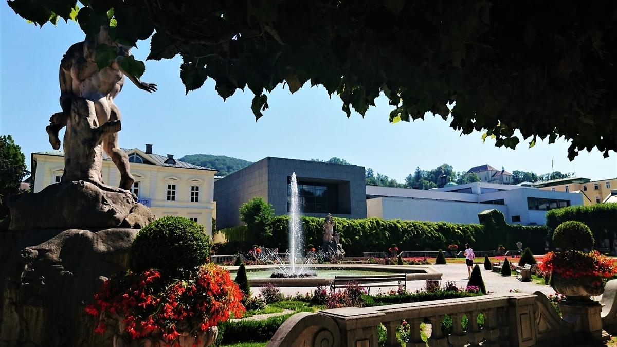 ミラベル宮殿 ザルツブルク