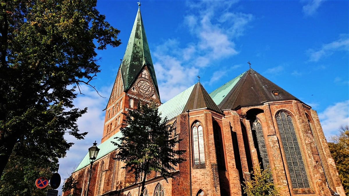 St. Johanniskirche リューネブルク