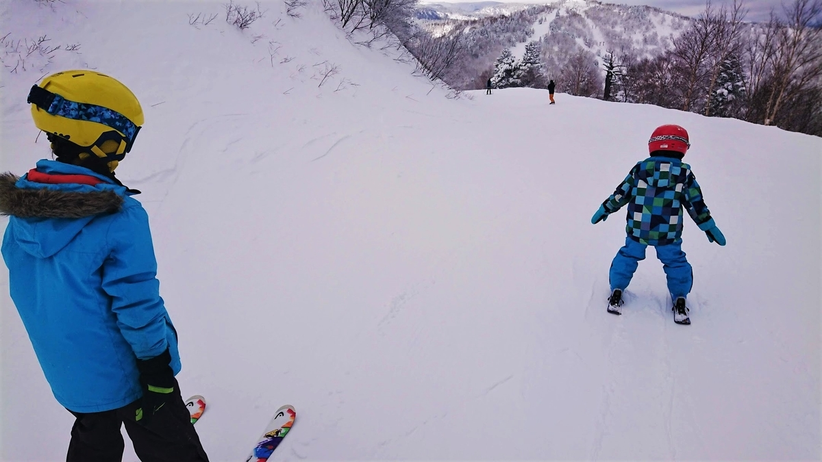 安比高原スキー場 子連れスキー