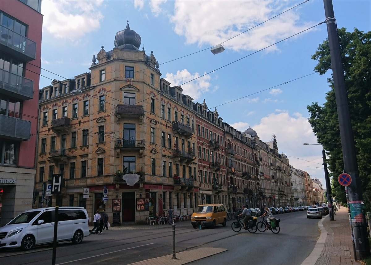 Neustadt Dresden