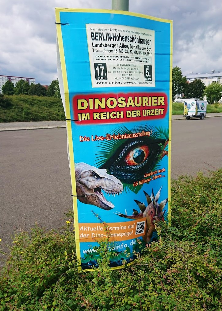 Dinosaurier – Im Reich der Urzeit