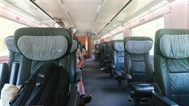 ドイツ鉄道ICE 1等車