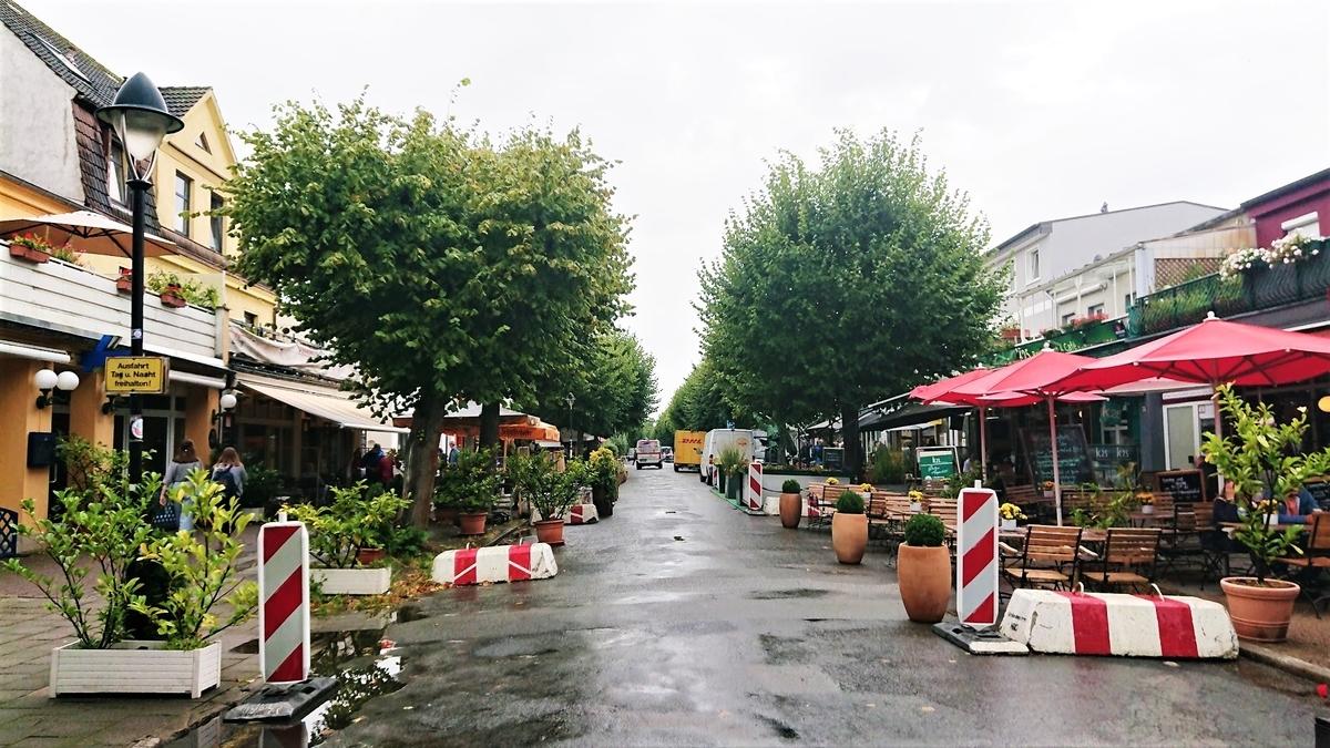Mühlenstraße ヴァーネミュンデ Rostock