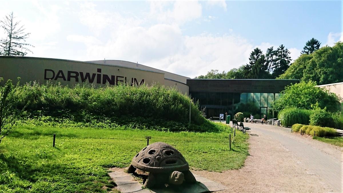 ロストック動物園 Darwineum