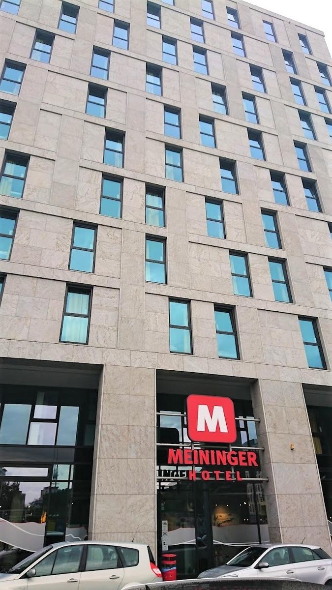 『MEININGER Hotel Berlin East Side Gallery』