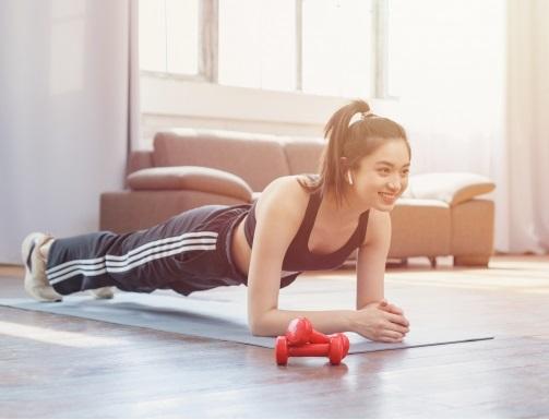 体内時計を意識して効果的に運動を