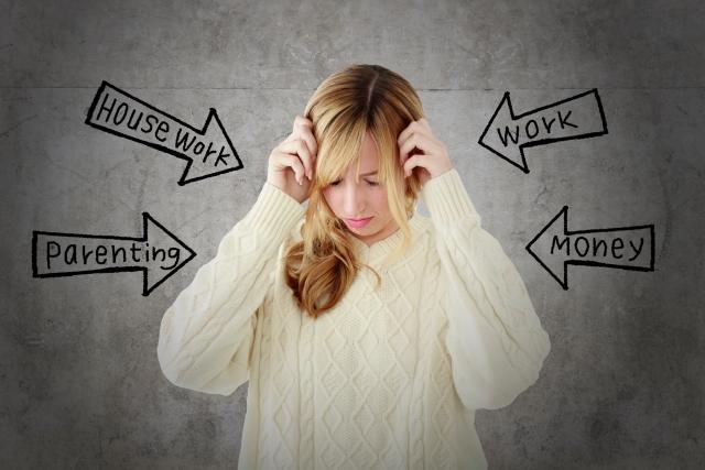 ストレスケアは食生活の見直しから