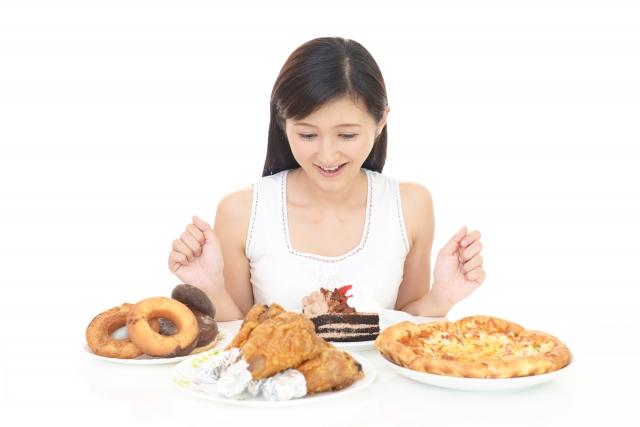 高糖質食はおいしいけど血糖値やインスリン血をあげてしまう