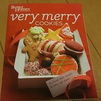 Very Merry Cookies 表紙