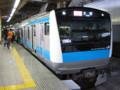 E233系1000番台(ウラ110編成)