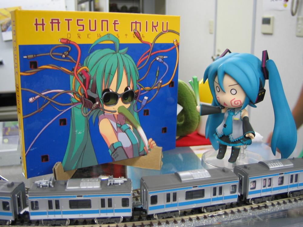 Hatsune Miku Orchestraプッシュなう