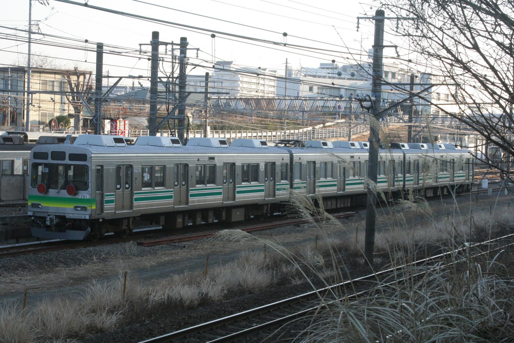 [秩父鉄道7500系]